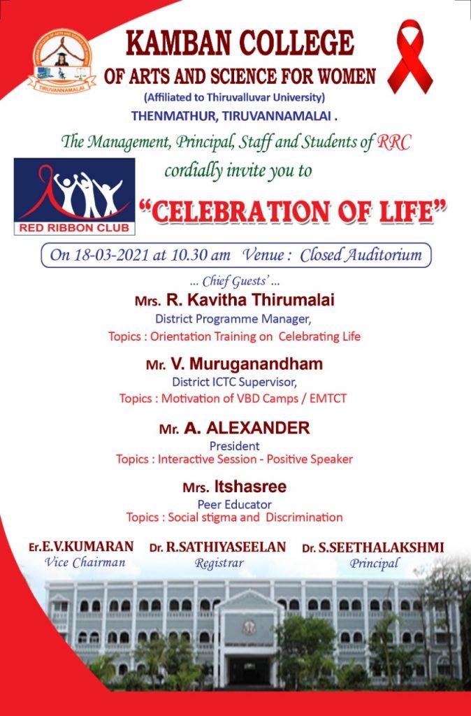 RRC - Celebration of Life